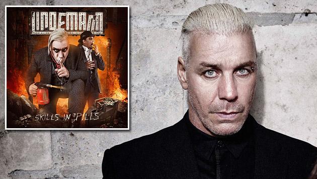 Rammstein-Star Till Lindemann mit Soloalbum (Bild: Warner Music)