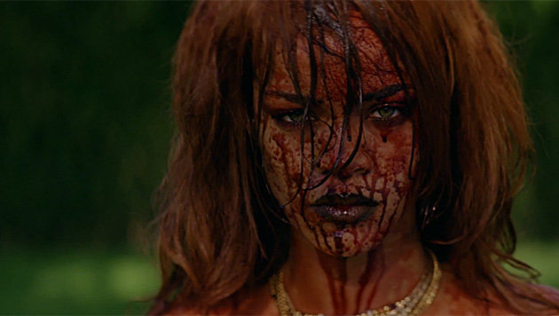 "Rihannas neuer Clip zum Song ""Bitch Better Have My Money"" (Bild: YouTube.com)"