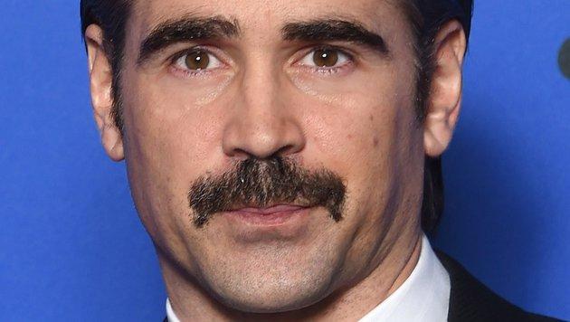 Colin Farrell soll sich mit einem Playmate im Gewächshaus der Playboy-Villa vergnügt haben. (Bild: AFP)