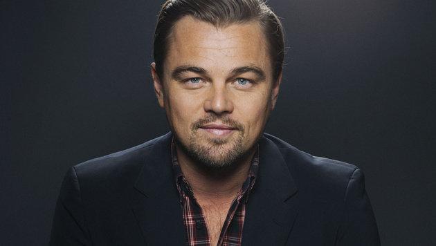 Leonardo DiCaprio hatte angeblich Sex im Affengehege der Playboy Mansion. (Bild: AP)