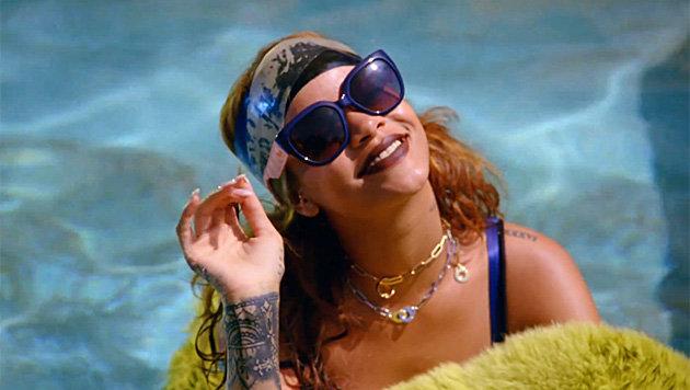 "Rihannas neuer Clip zum Song ""Bitch Better Have My Money"" (Bild: YouTube.com)"