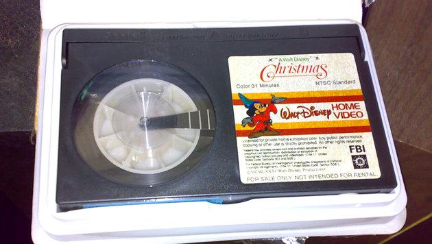 Konnte sich nicht gegen die VHS durchsetzen: Sonys Betamax-Videokassette (Bild: flickr.com/Kichigai Mentat)