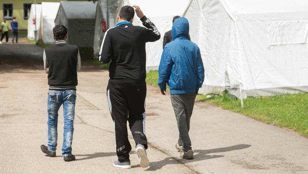 Asyl-Debatte: Lob für Helfer, Schelte für Politik (Bild: APA/NEUMAYR/MMV)