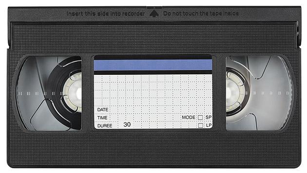 Der letzte VHS-Rekorder läuft Ende Juli vom Band (Bild: thinkstockphotos.de)