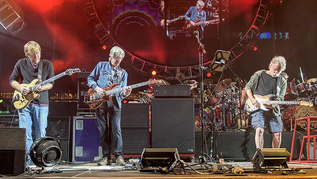 Grateful Dead: Das Ende einer Hippe-Legende (Bild: AP)