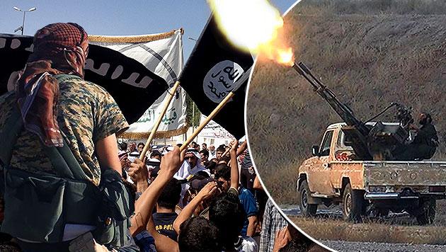 """""""Größte Bedrohung"""" durch religiösen Extremismus (Bild: AP)"""