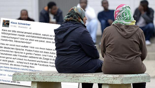 "Streit um Posting eskaliert: ""Unnötige Polemik"" (Bild: APA/ROBERT JAEGER, facebook.com/Klaus Schwertner)"