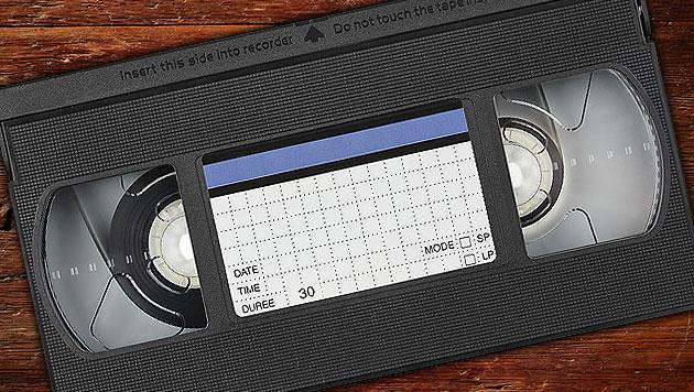 VHS-Videokassetten sterben jetzt endgültig aus (Bild: thinkstockphotos.de)