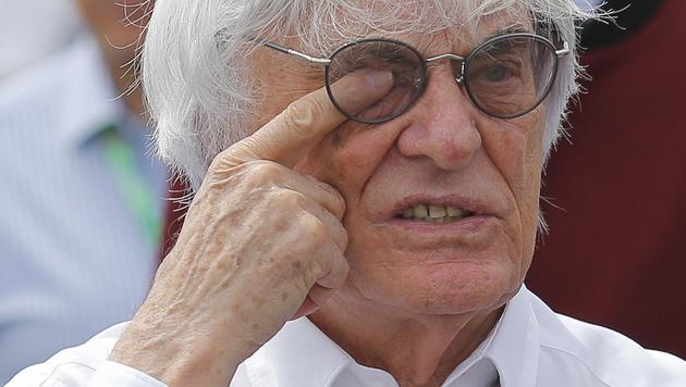 "Ecclestone: ""Bin an F1-Krise genauso schuld"" (Bild: APA/EPA/VALDRIN XHEMAJ)"