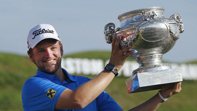 Ganz stark! Wiesberger gewinnt Open de France (Bild: AP)