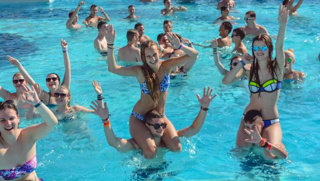 Summer Splash 2015: Das war die Party des Jahres (Bild: Splashline/Johann Paul Schmidt)