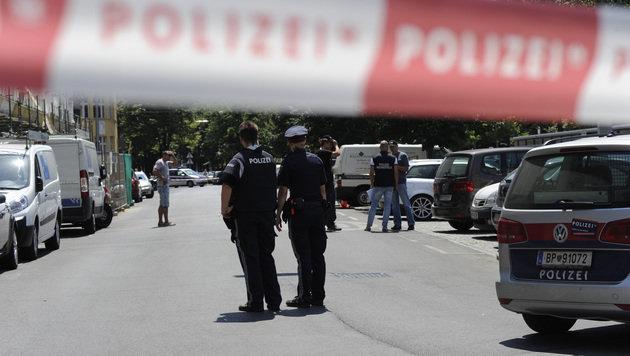 Mehr als doppelt so viele Tötungsdelikte in Wien (Bild: APA/HERBERT PFARRHOFER)