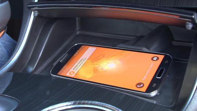 Chevrolet bringt Smartphone-Kühlsystem fürs Auto (Bild: Chevrolet)
