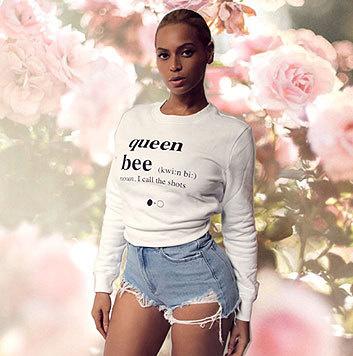 Jeans-Hotpants, am besten ein wenig zerrissen, gehören zu den Lieblingskleidungsstücken von Beyonce. (Bild: Viennareport)
