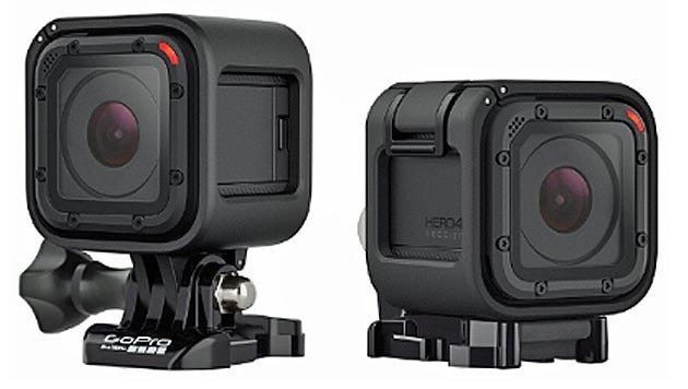 GoPro enthüllt seine bisher kleinste Actioncam (Bild: GoPro)