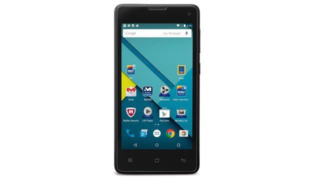 Günstiges Android-5-Handy & Netbook bald bei Hofer (Bild: Medion)