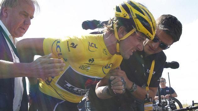 Fabian Cancellara (Bild: AP)