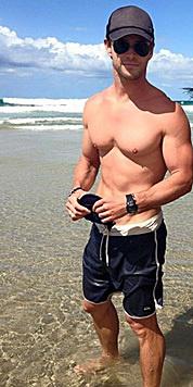 Chris Hemsworth ist nicht umsonst der heißeste Star, den Hollywood derzeit zu bieten hat! (Bild: Viennareport)