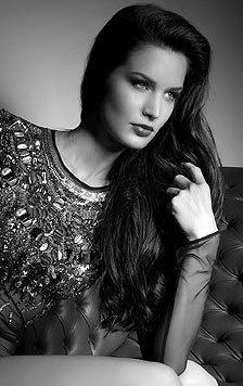 """Miss Austria"" Annika Grill (Bild: Manfred Baumann)"