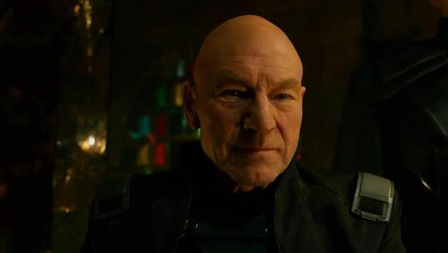 """Die Fans lieben Patrick Stewart aber auch als Professor X in den """"X-Men""""-Filmen. (Bild: Viennareport)"""