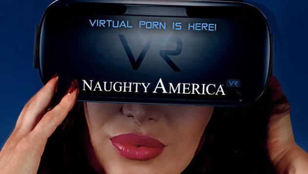 Erster Porno-Riese produziert für Virtual Reality (Bild: Naughty America)