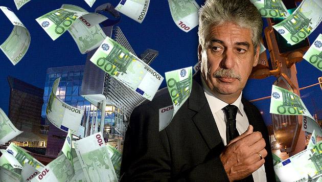 Heta-Gläubiger lehnen neues Angebot weiterhin ab (Bild: APA/ROLAND SCHLAGER, APA/BARBARA GINDL, thinkstockphotos.de)