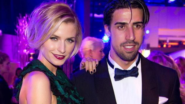 Lena Gercke und Sami Khedira haben sich getrennt! (Bild: APA/dpa/Jöšrg Carstensen)
