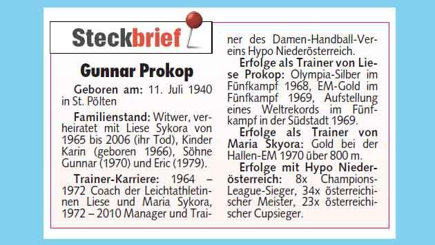 """Prokop: """"Brauchen keine Töchter in der Hymne!"""" (Bild: Kronen Zeitung)"""