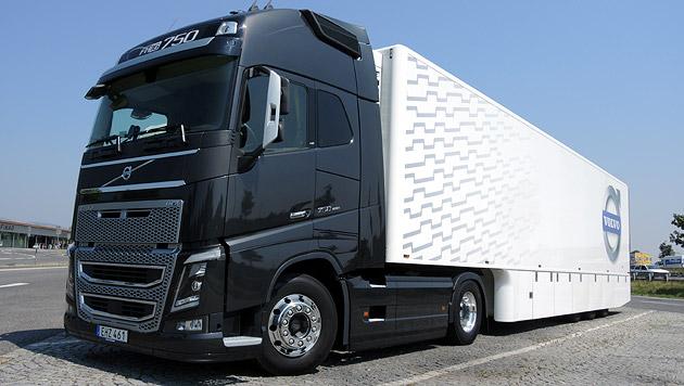 Volvo lkw deutschland