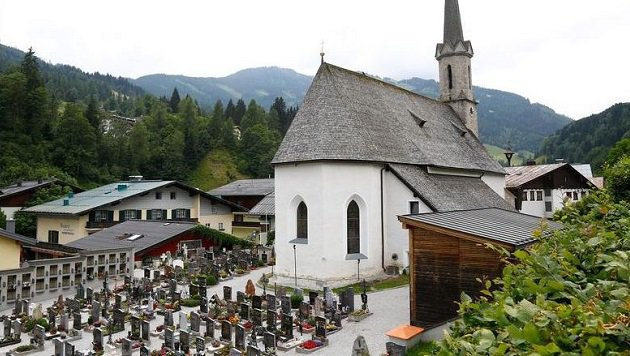 Die 1500 Seelen-Gemeinde Mühlbach am Hochkönig war am Mittwoch Schauplatz der Familien-Tragödie. (Bild: Gerhard Schiel)