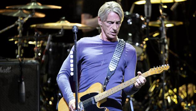 """""""Modfather"""" Paul Weller ließ die Staatsoper beben (Bild: APA/Hans Klaus Techt)"""