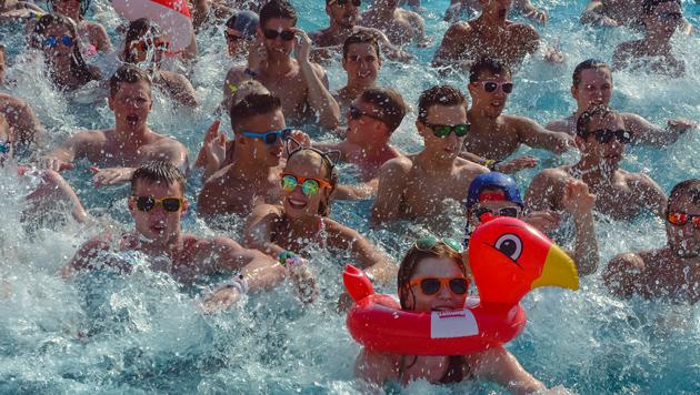 Summer Splash 2015: Das war die Party des Jahres (Bild: Splashline /  Johann Paul Schmidt)