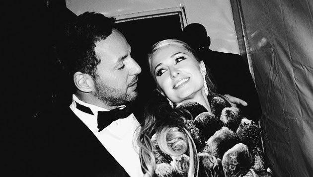"""""""Soulmates"""" (Seelenverwandte), schrieb Paris Hilton zu diesem Bild von sich und Thomas Gross. (Bild: instagram.com/parishilton/)"""
