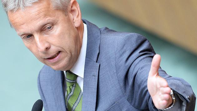 VP-Klubchef Lopatka (Bild: APA)