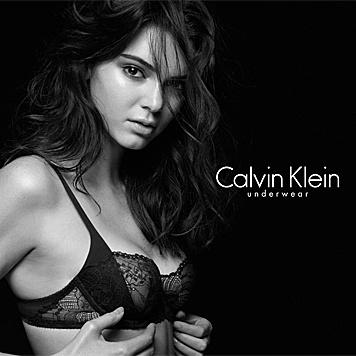 """""""Jedes Mädchen liebt es, in Unterwäsche zu posen"""", verrät Kendall Jenner über das Shooting. (Bild: instagram.com/kendalljenner)"""