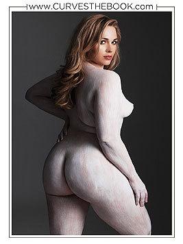 """Finanziert wurde das Fotoprojekt """"Curves"""" von Victoria Janashvili von Internetnutzern. (Bild: Victoria Janashvili)"""