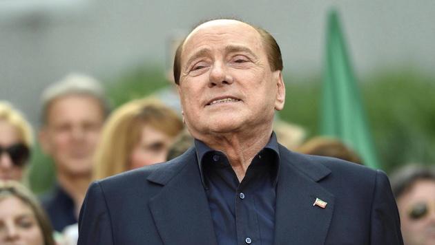 Italiens Ex-Premier Silvio Berlusconi (Bild: APA/EPA/FLAVIO LO SCALZO)