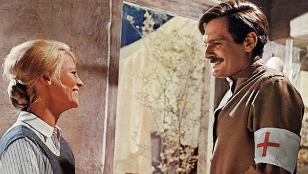"""Doktor Schiwago"" brachte Sharif 1965 den Durchbruch. (Bild: Metro-Goldwyn-Mayer)"