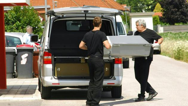 Familiendrama in NÖ: Zehn Schüsse gefallen (Bild: APA/THOMAS LENGER)