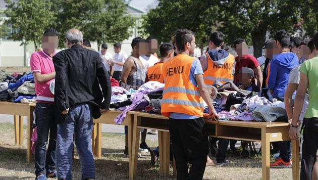 """Caritas, Amnesty & Co. verdienen an der Krise"" (Bild: Klemens Groh)"