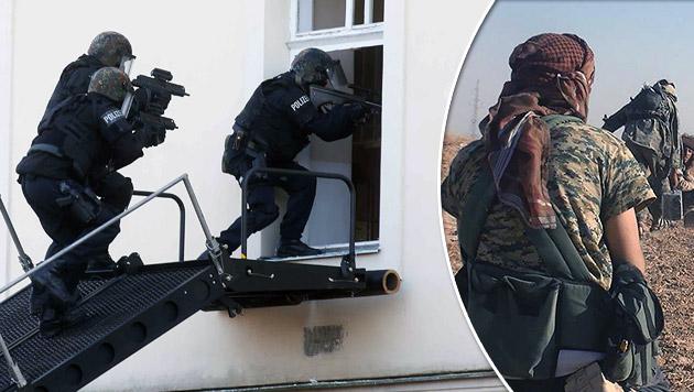 Steiermark: Asylwerber heuerte IS-K�mpfer an (Bild: AP, Reinhard Judt (Symbolbild))