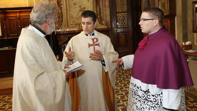 Vom Straßenkind in Rumänien zum Pfarrer in Wien (Bild: Peter Tomschi)