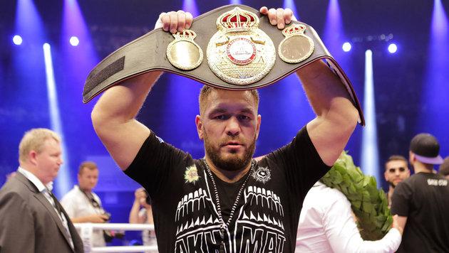 Ruslan Chagaev (Bild: AP)