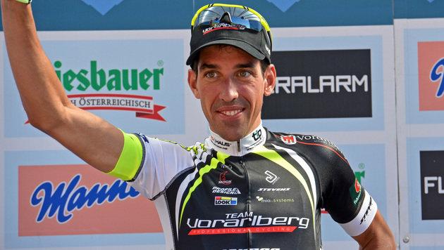 Spanier De La Parte gewinnt Österreich-Rundfahrt (Bild: GEPA pictures)