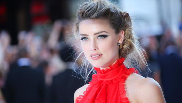 Amber Heard ist ein echter Hingucker. (Bild: Joel Ryan/Invision/AP)