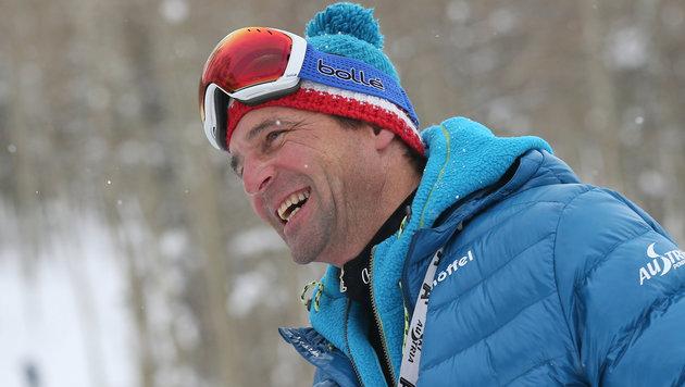 ÖSV-Coach Jürgen Kriechbaum (Bild: GEPA)