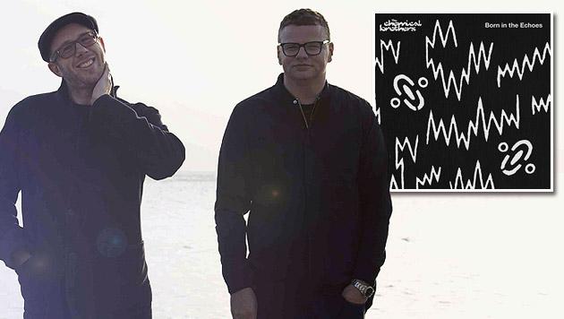 Chemical Brothers feiern elektronische Abwechslung (Bild: Universal Music)