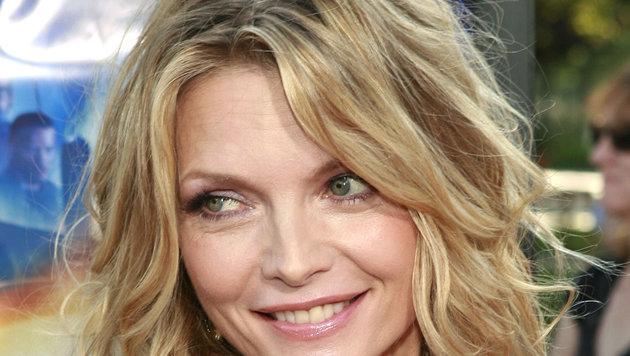 """Auch sie fing als Schönheitskönigin an: Michelle Pfeiffer war """"Miss Orange County 1978"""". (Bild: AP)"""