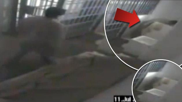 "Drogenboss ""El Chapo"" an die USA ausgeliefert (Bild: YouTube.com)"