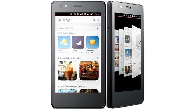 BQ Aquaris E4.5: So fühlt sich das Ubuntu-Handy an (Bild: BQ)